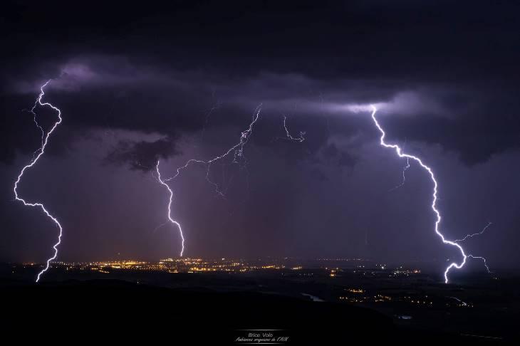 Image d'illustration pour TOP 10 des photos météo du mois d'août
