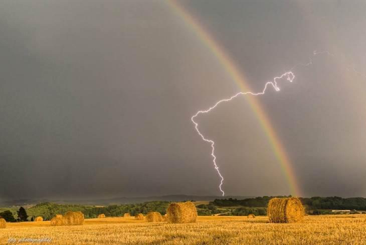 Image d'illustration pour TOP 10 des photos météo du mois de juillet