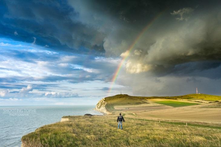 Image d'illustration pour TOP 10 des photos météo du mois de septembre