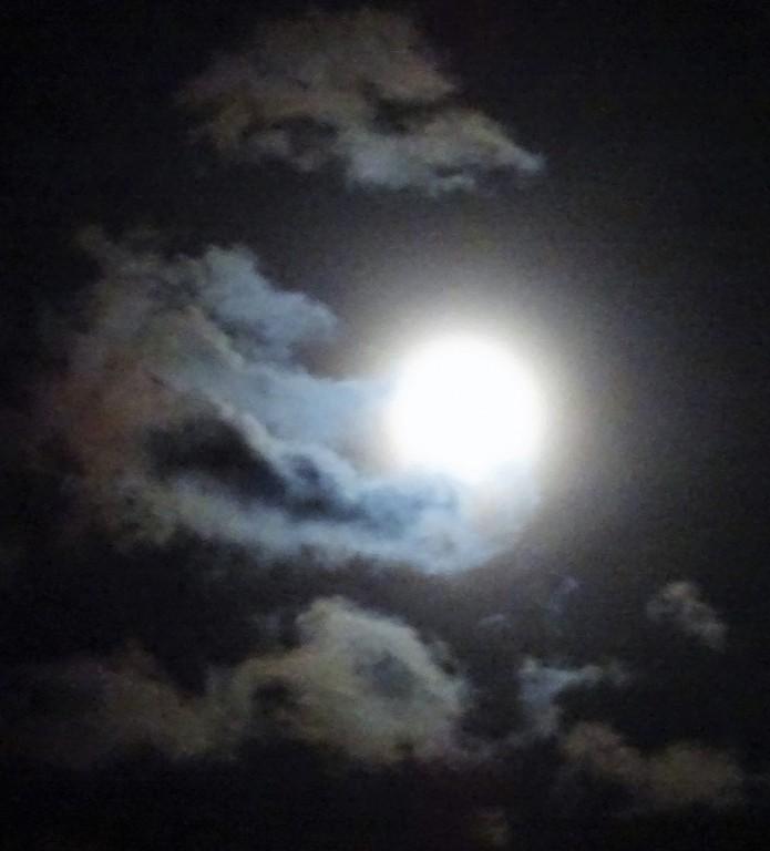un jour de lune