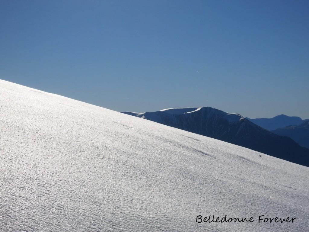 De la neige fraîche à partir de 1900m 2000m A.P.