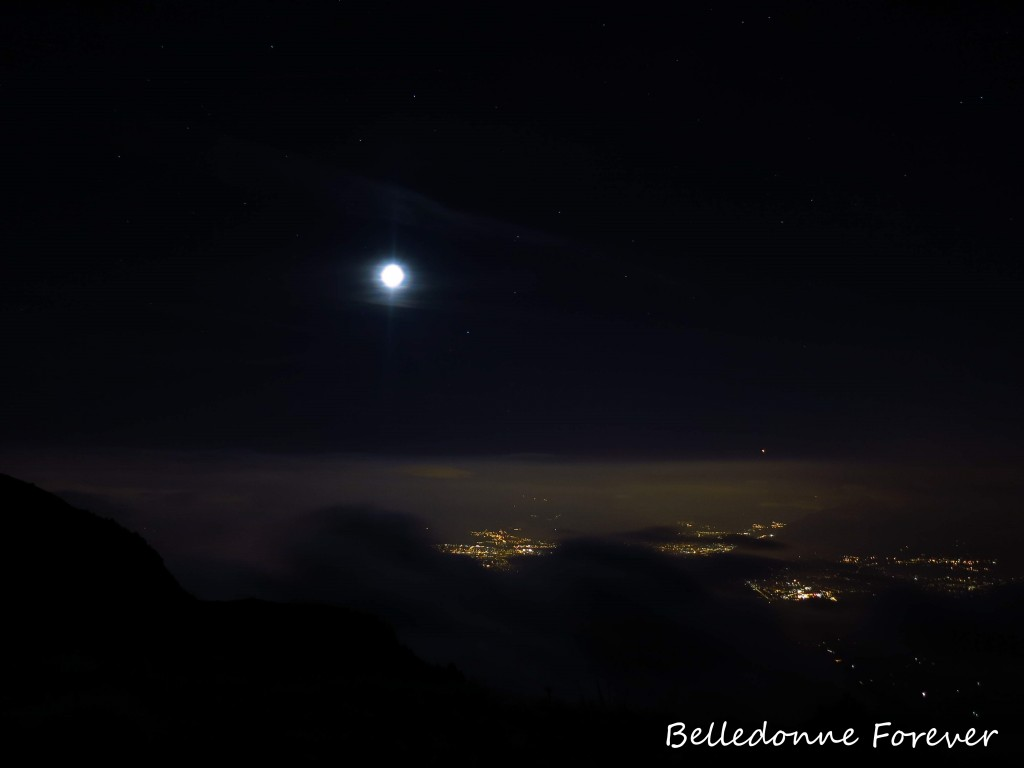 Grenoble by night  A.P.