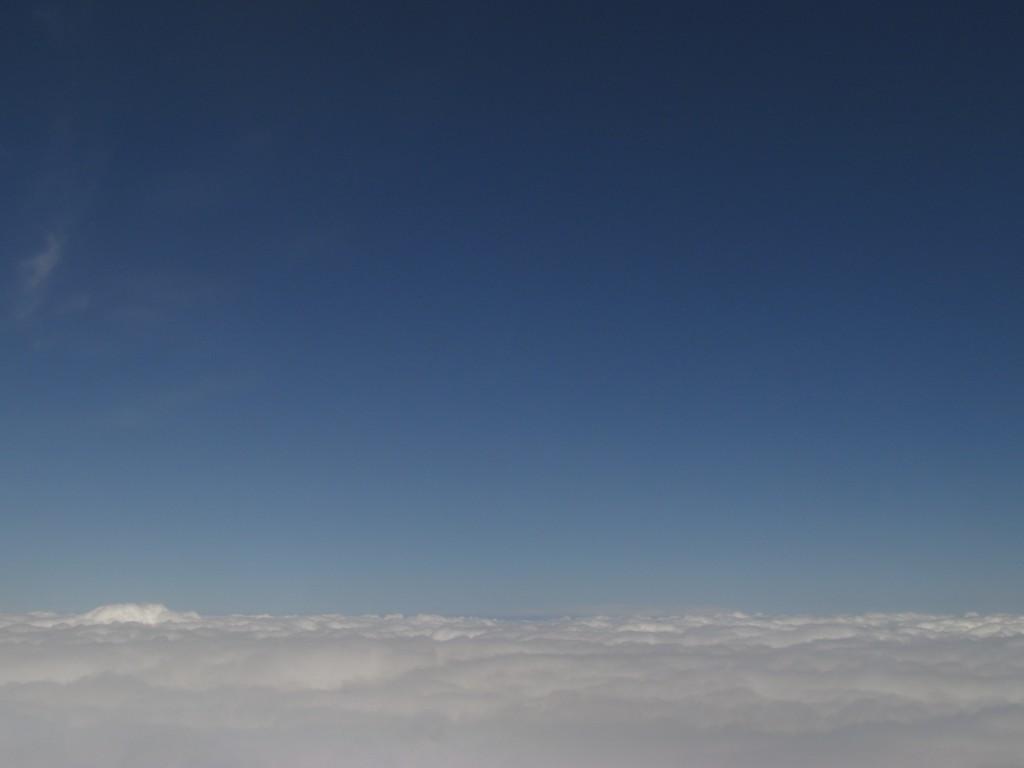 au dessus de la Chartreuse