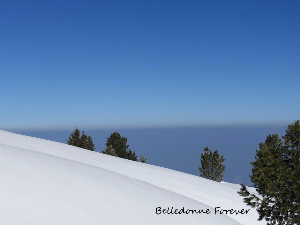 Brouillard / nuage en bas A.P.