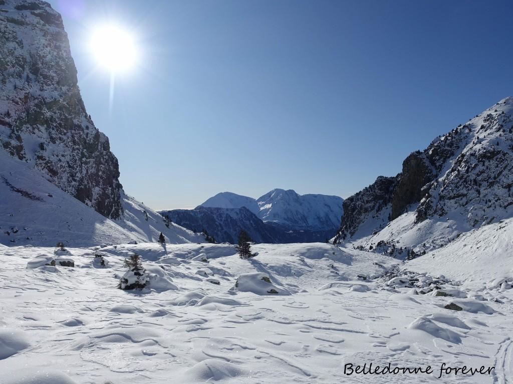 Col des Lessines  2100m un peu de neige A.P.