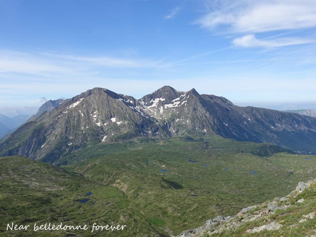 Le plateau du Taillefer et le lac Fourchu A.P.