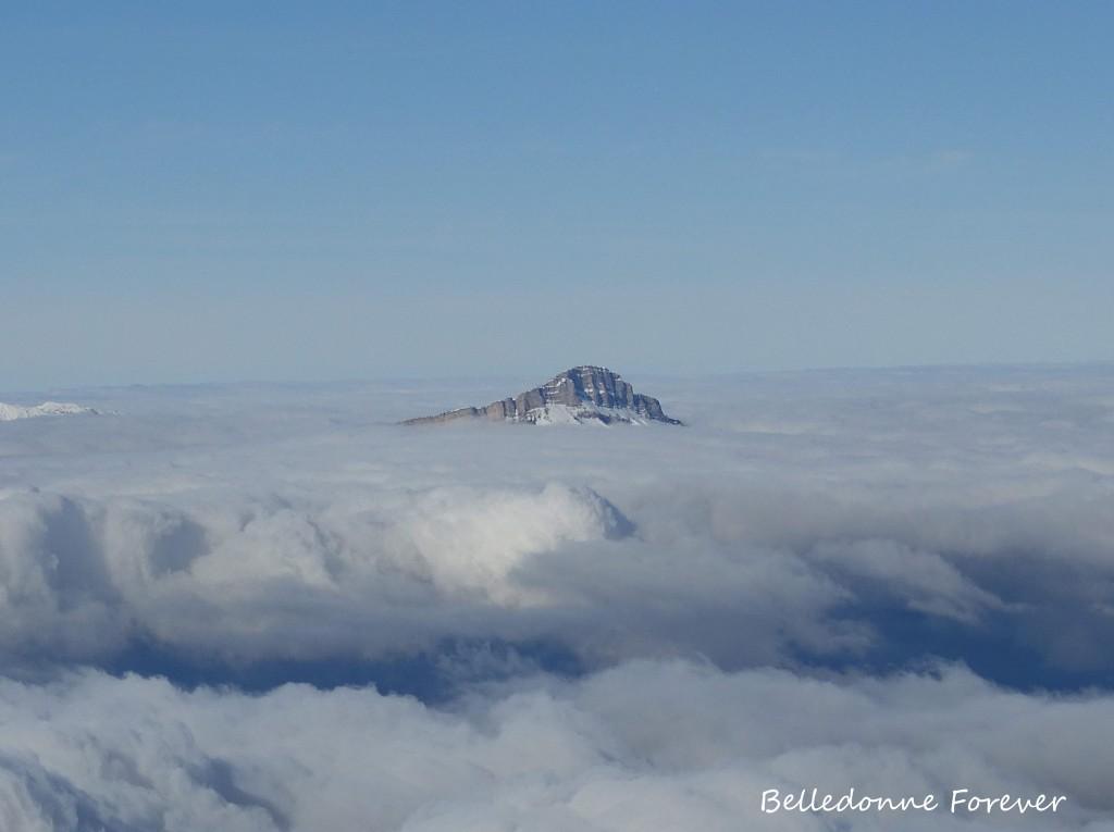 Chamechaude 2082m  point culminant du Massif de la Chartreuse A.P.