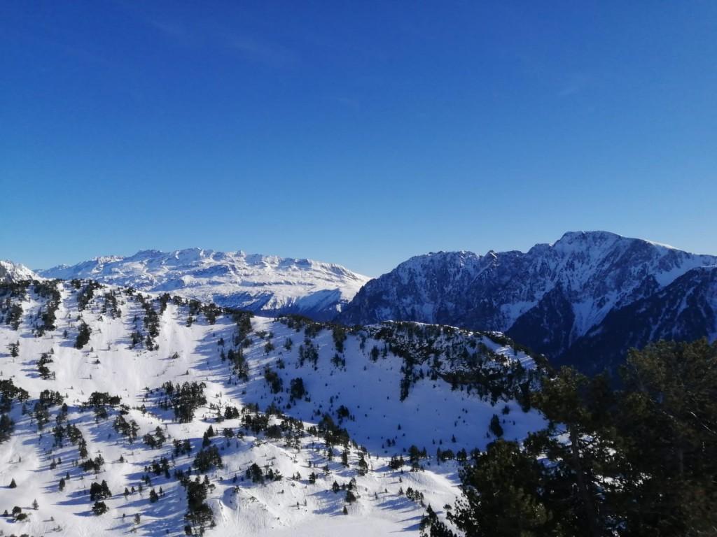 Lacs Achard et Alpes d'Huez