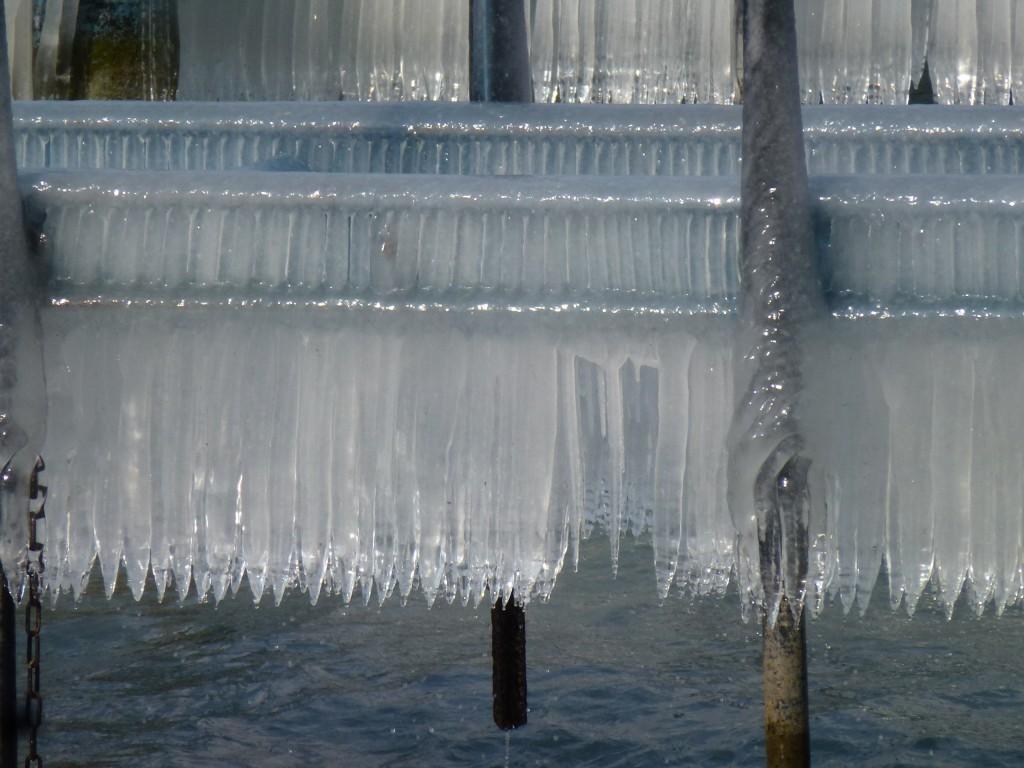 Le gel en suspension