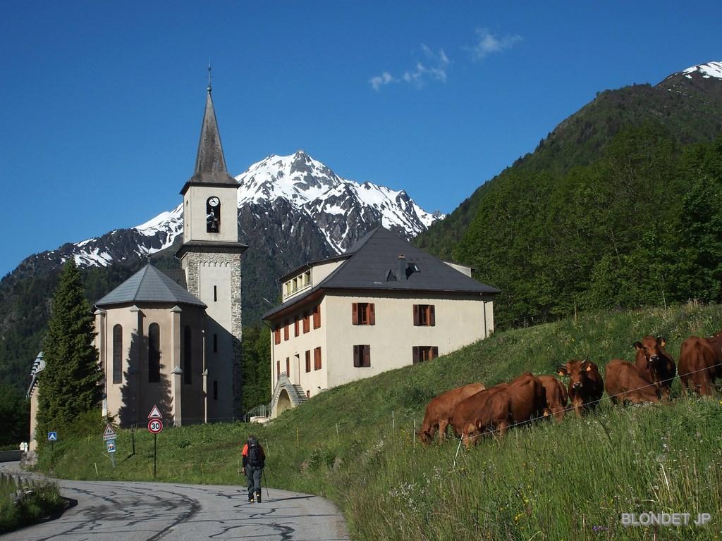Eglise de St Colomban des Villards