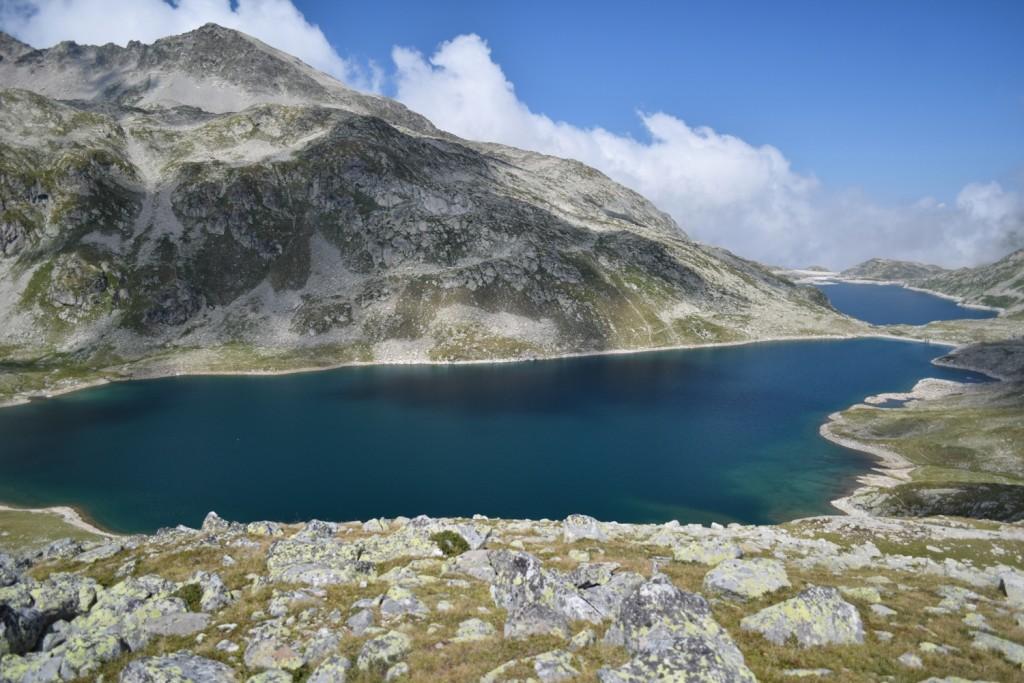 Lacs Carré et Cottepens