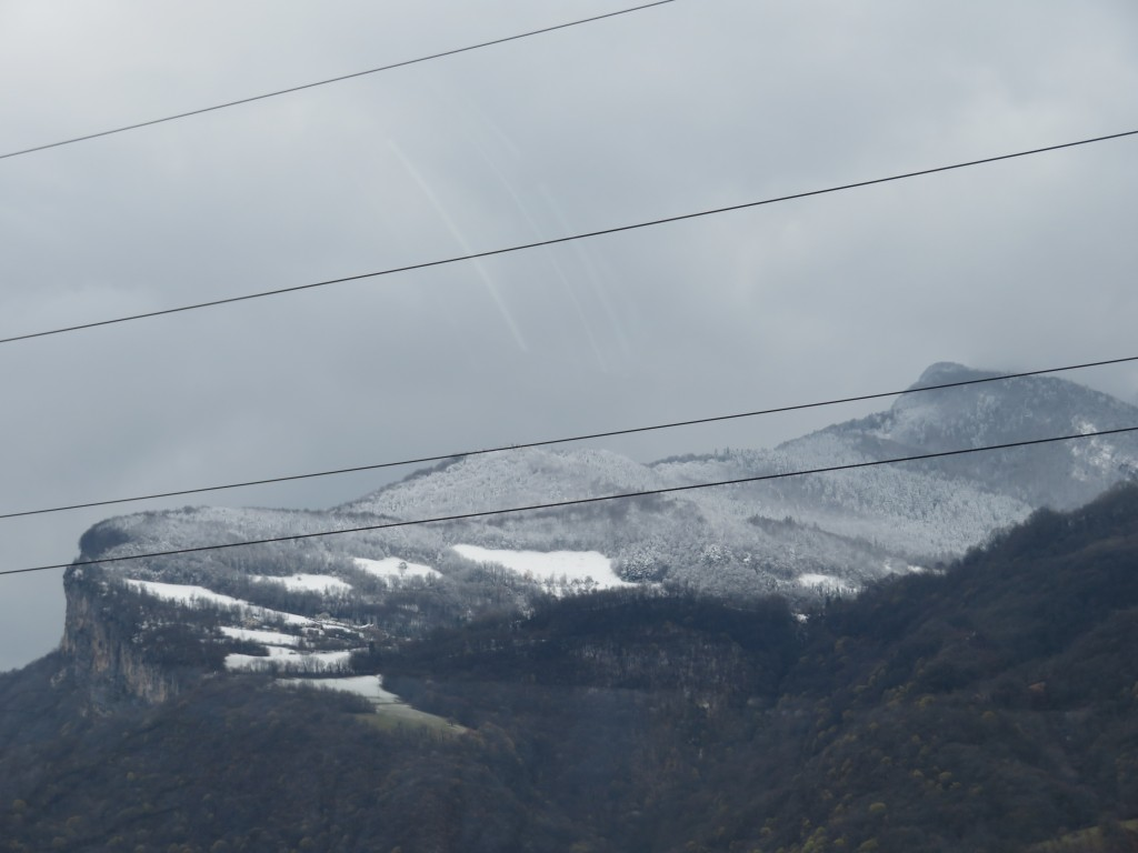 neige du matin