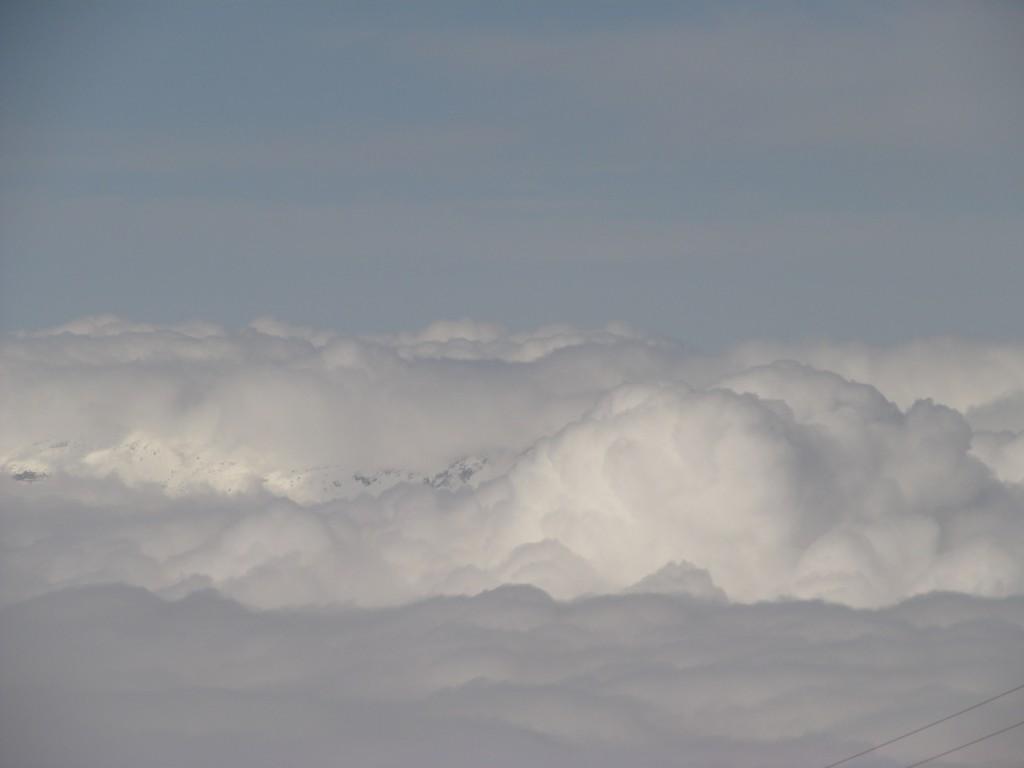 convection sur le Vercors