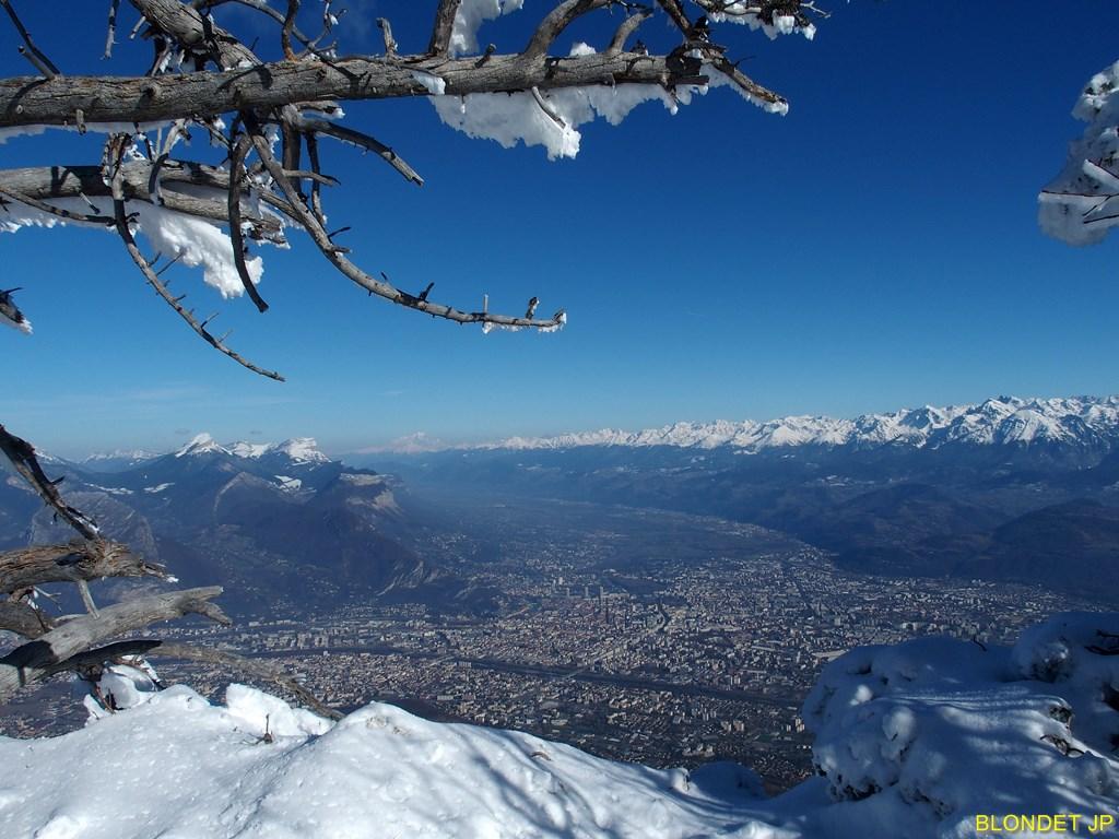 Grenoble et vallée du Grésivaudan