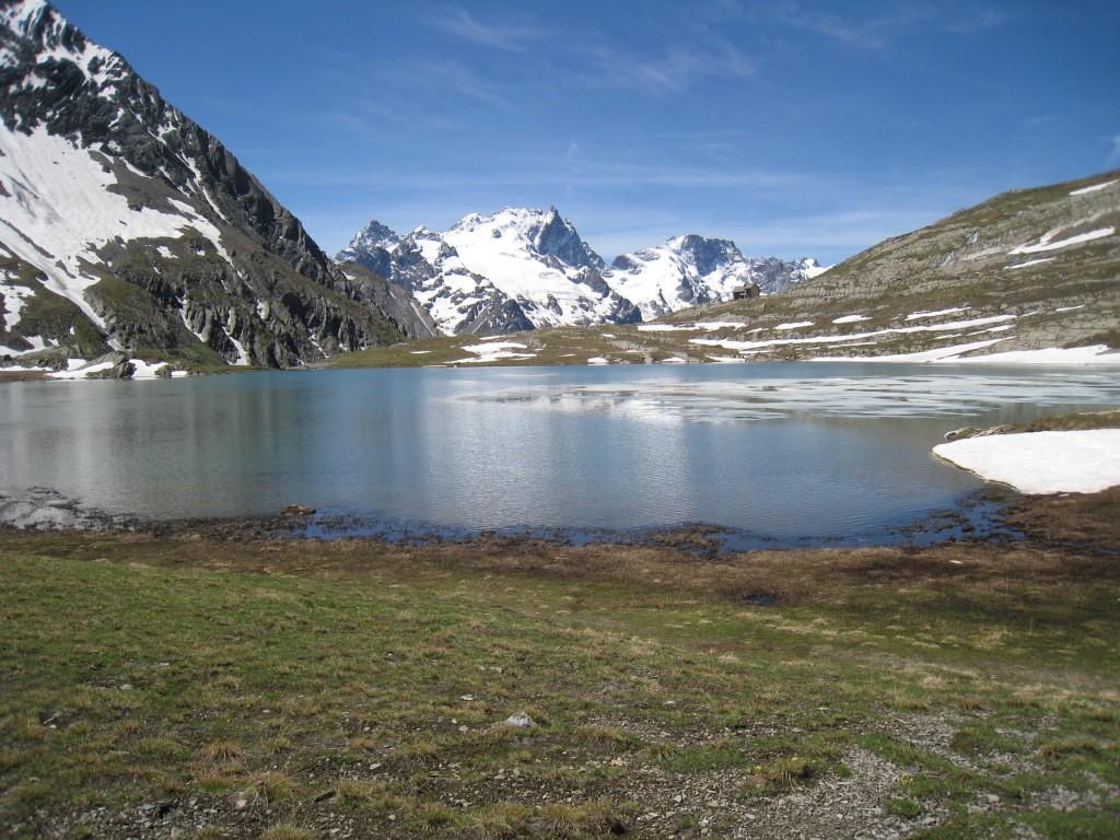 La Meige et Lac du Goléon