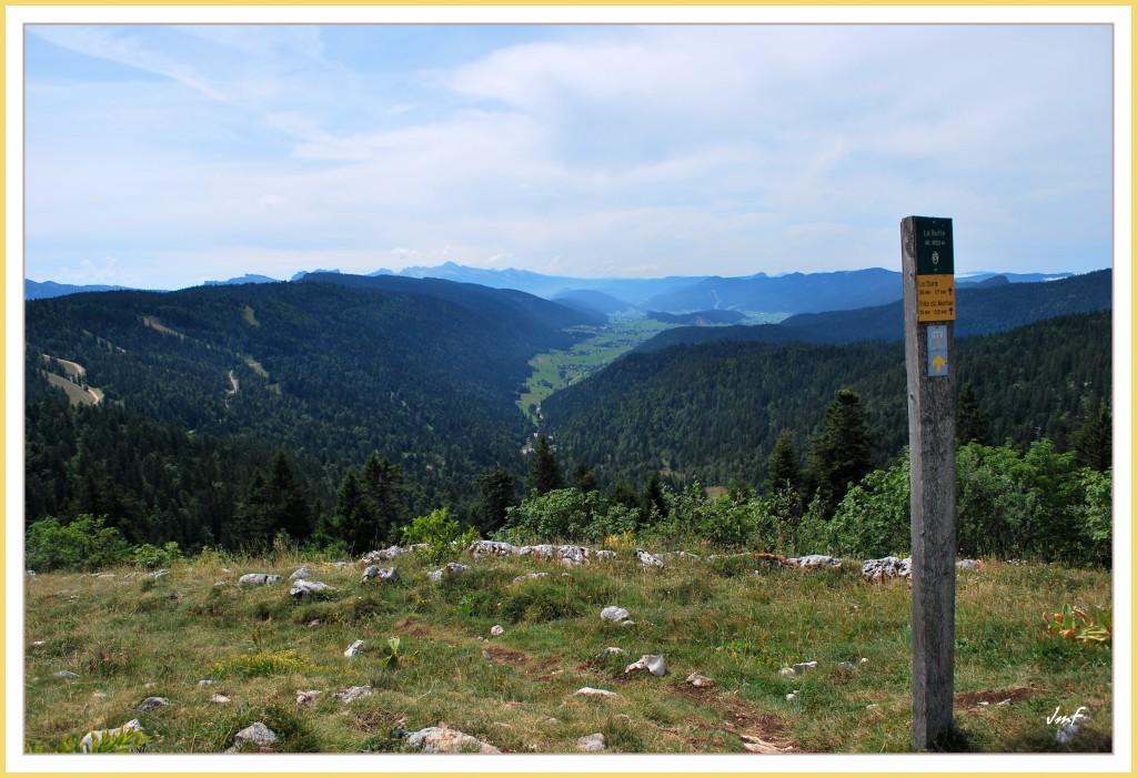 panorama sur les 4 montagnes