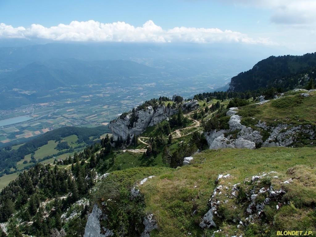 Sentier du Col de l'Alpe