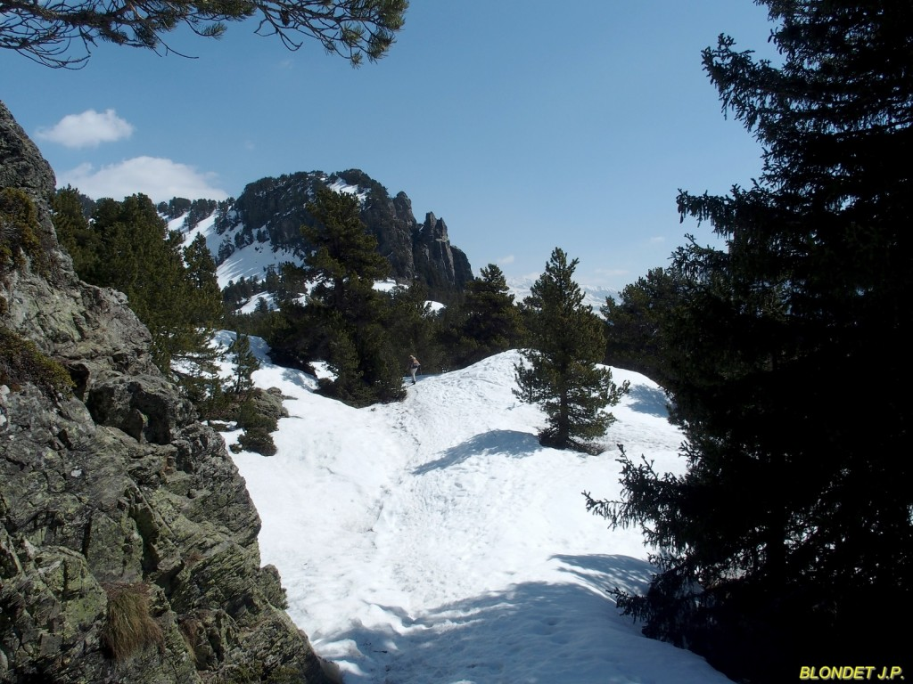 Sentier du Lac Achard