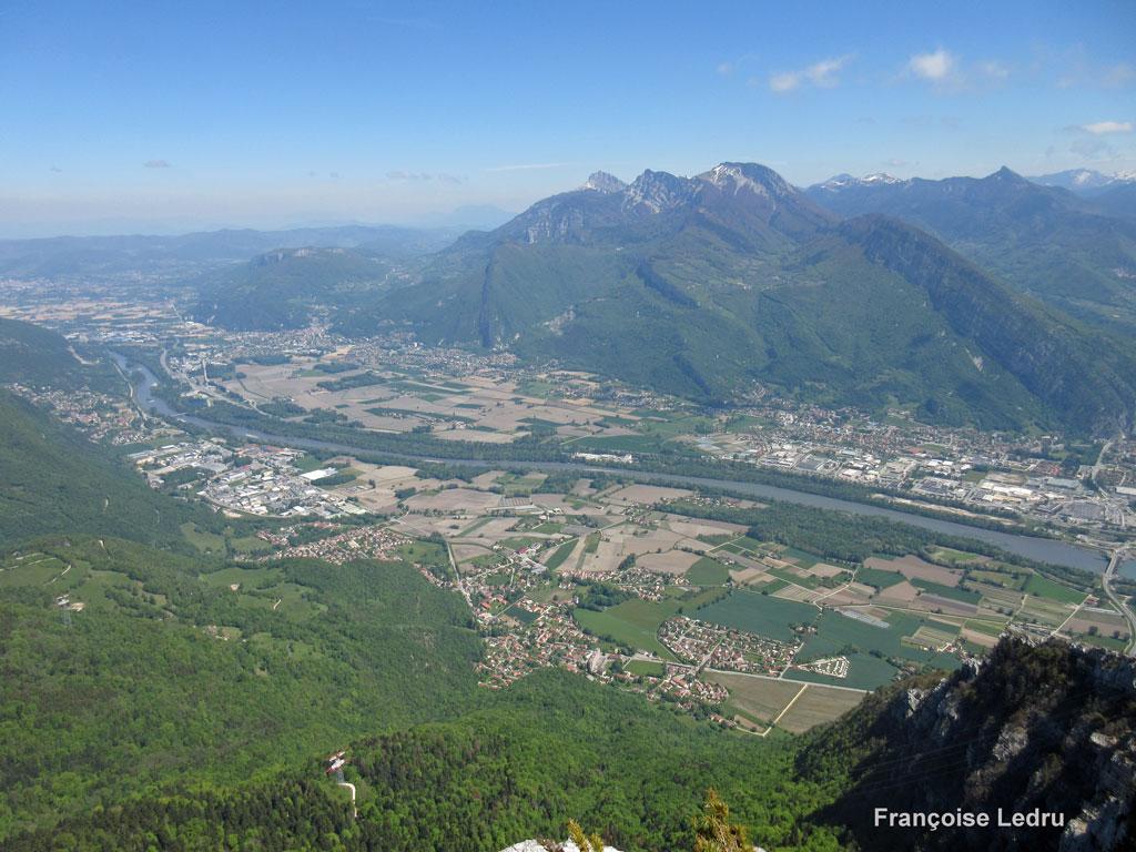 Vallée de l'Isère et la Chartreuse