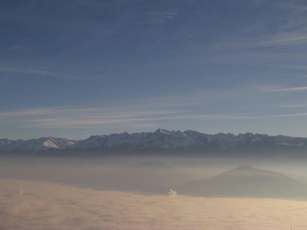 Par delà brume et brouillard.