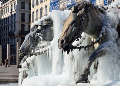 Image d'illustration pour Vague de froid de février 2012 : parmi les 10 plus fortes depuis 65 ans