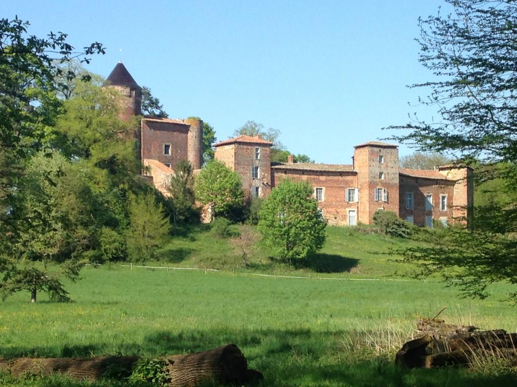 Le Montellier et son Château