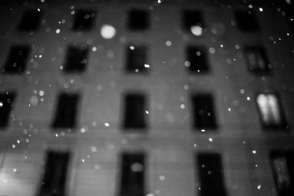 Neige sur Lyon - Romain Costaseca