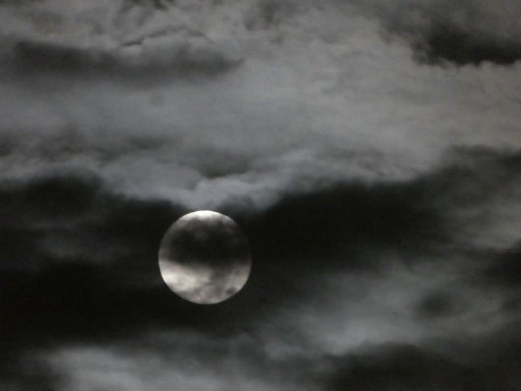 lune noyée
