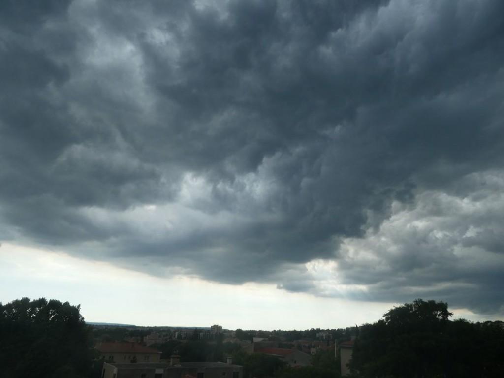 orageux tous les jours