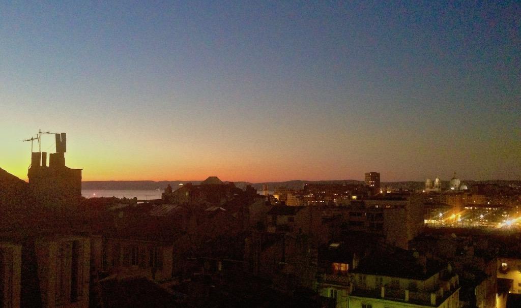 Le ciel à 18:29 (G@tto)