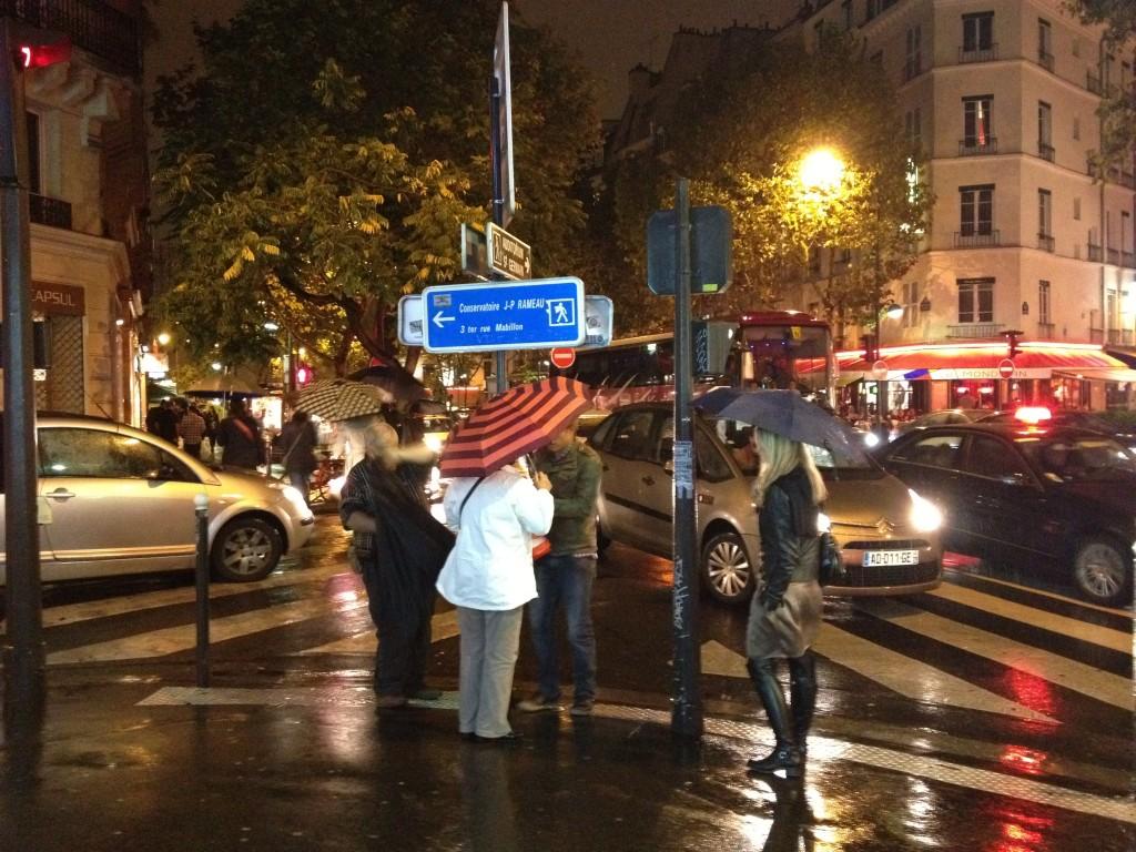 Image d'illustration pour Une nuit blanche 2012 sous la pluie !