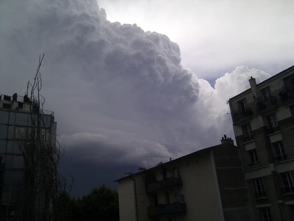 Image d'illustration pour Bilan des orages de jeudi 21 juin 2012