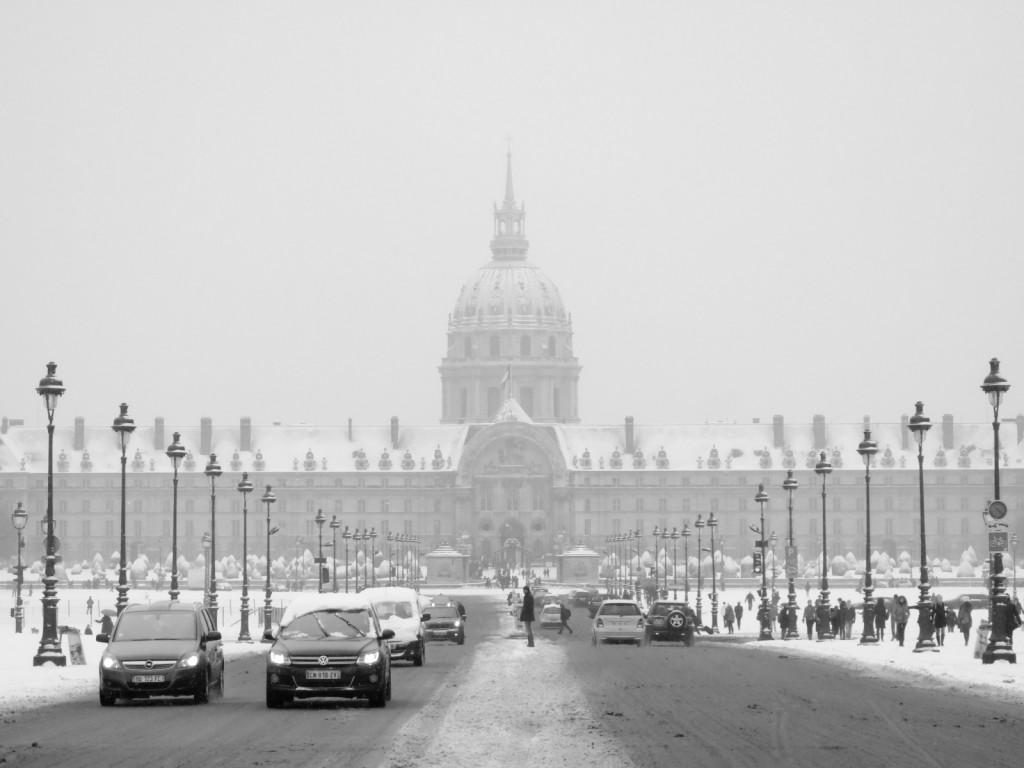 Image d'illustration pour 27/01/2013 - Episode de froid et de neige dans le Nord depuis la mi-janvier