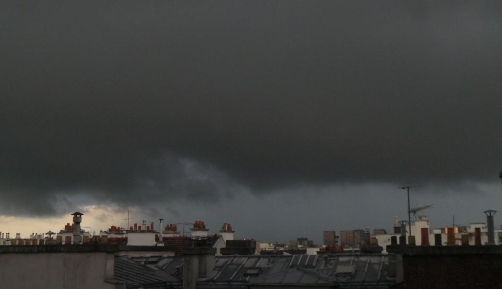 Image d'illustration pour Inondations et fortes pluies à Paris et dans sa région