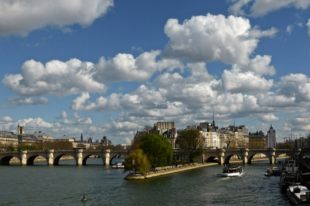 Image d'illustration pour Paris : un hiver sans neige ?