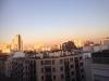PARIS 15 - Coucher de soleil