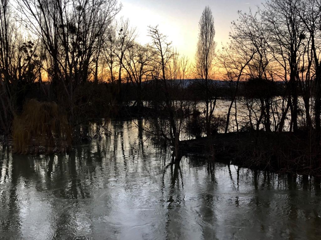 frissons de Seine