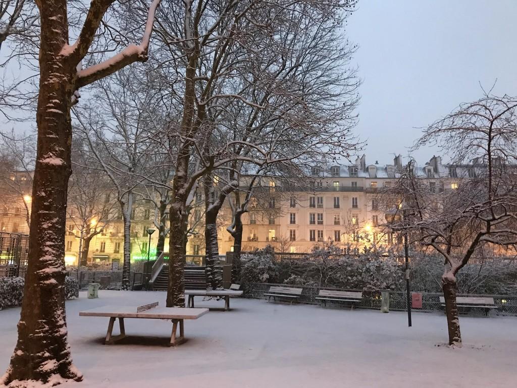 Mouton Duvernet, Paris 14