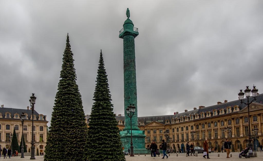 Noël Place Vendôme.