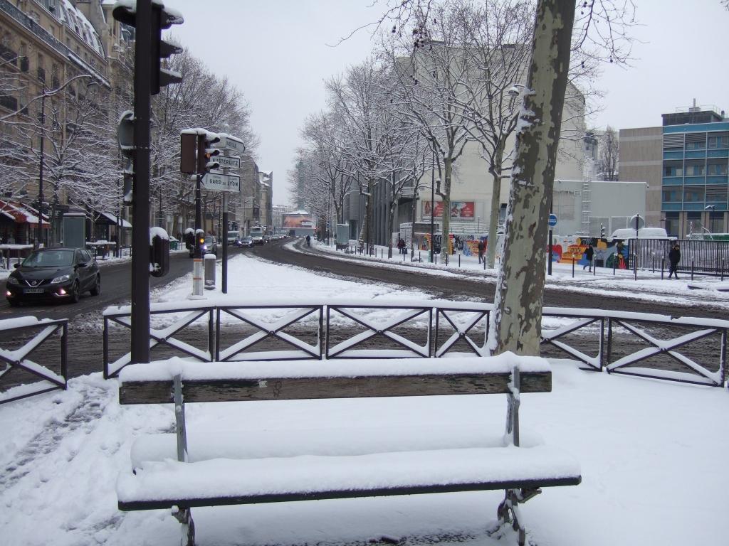 Paris  bastille rue de Lyon