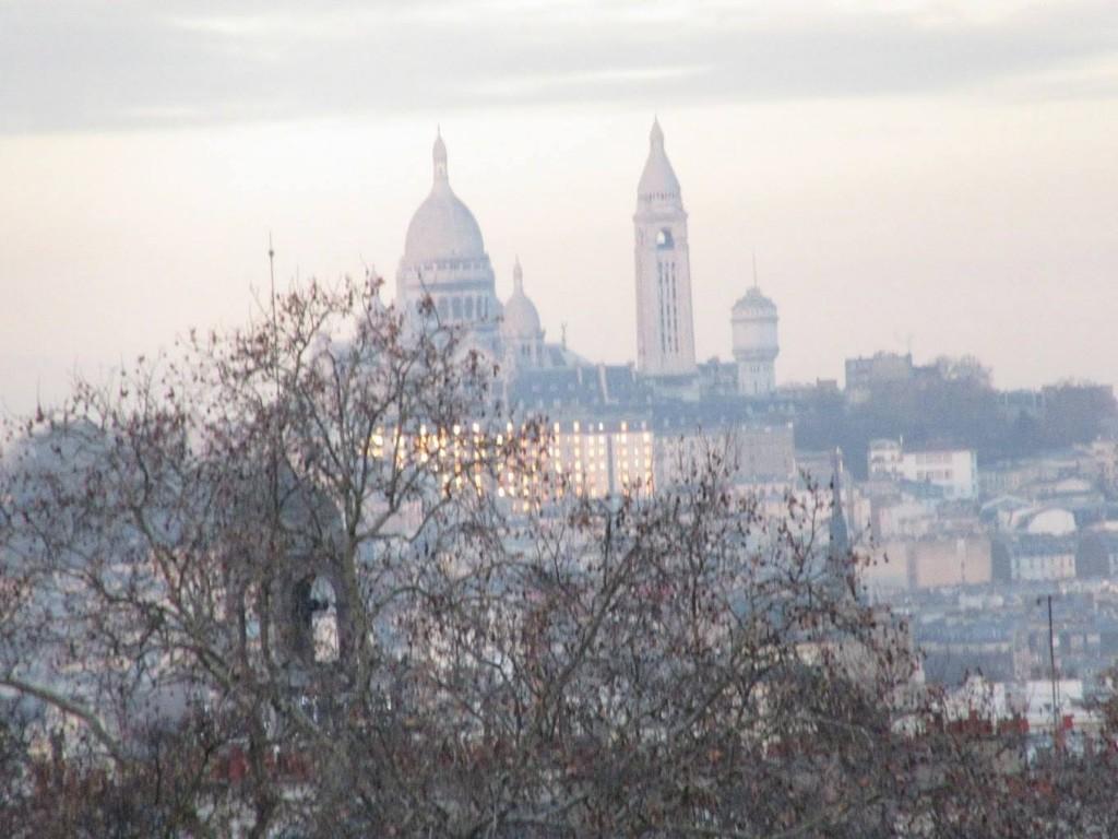 Paris la belle ville