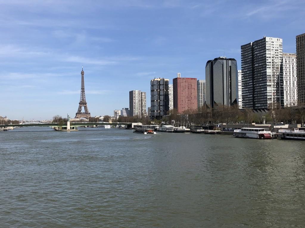 Paris,la seine,la seine,la seine...wt