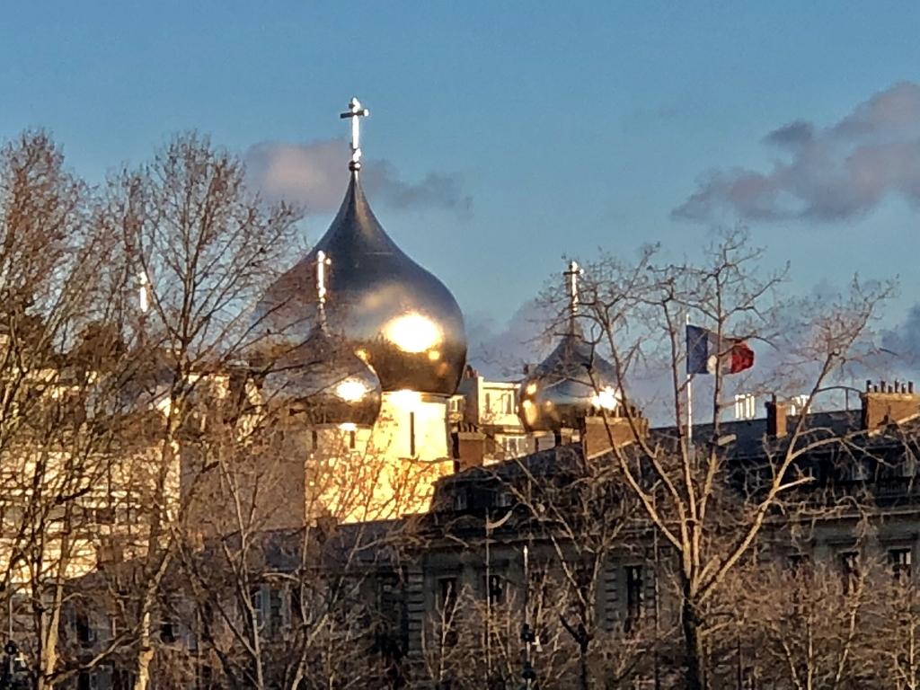 Retour du  Moscou-Paris?