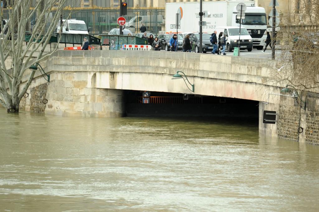 Tunnel du Pont Neuf