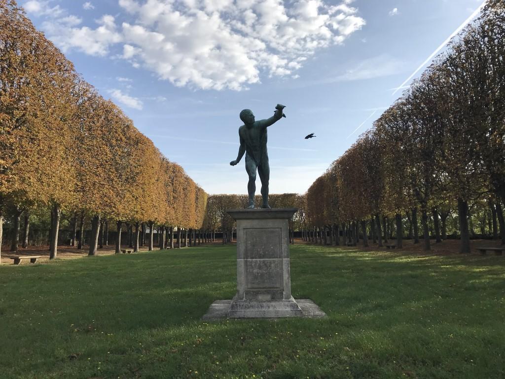 14 octobre au Parc de Sceaux