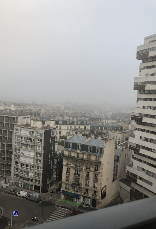 Brouillard sur Paris Soraya Touchene