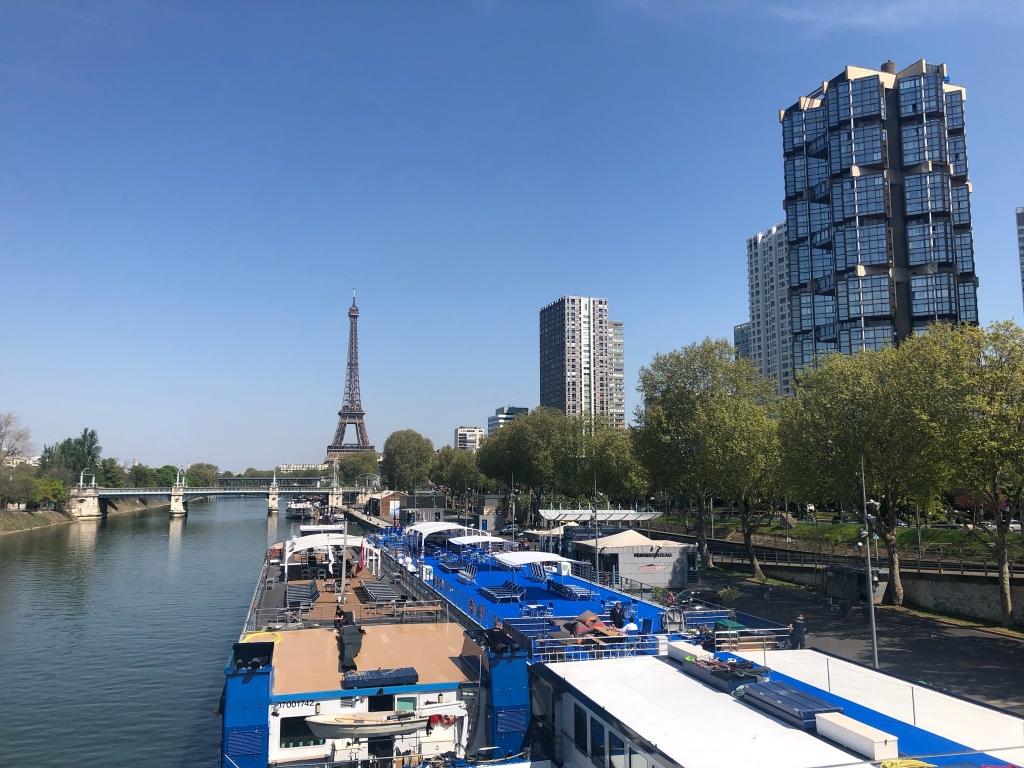 C'est l'été sur Paris