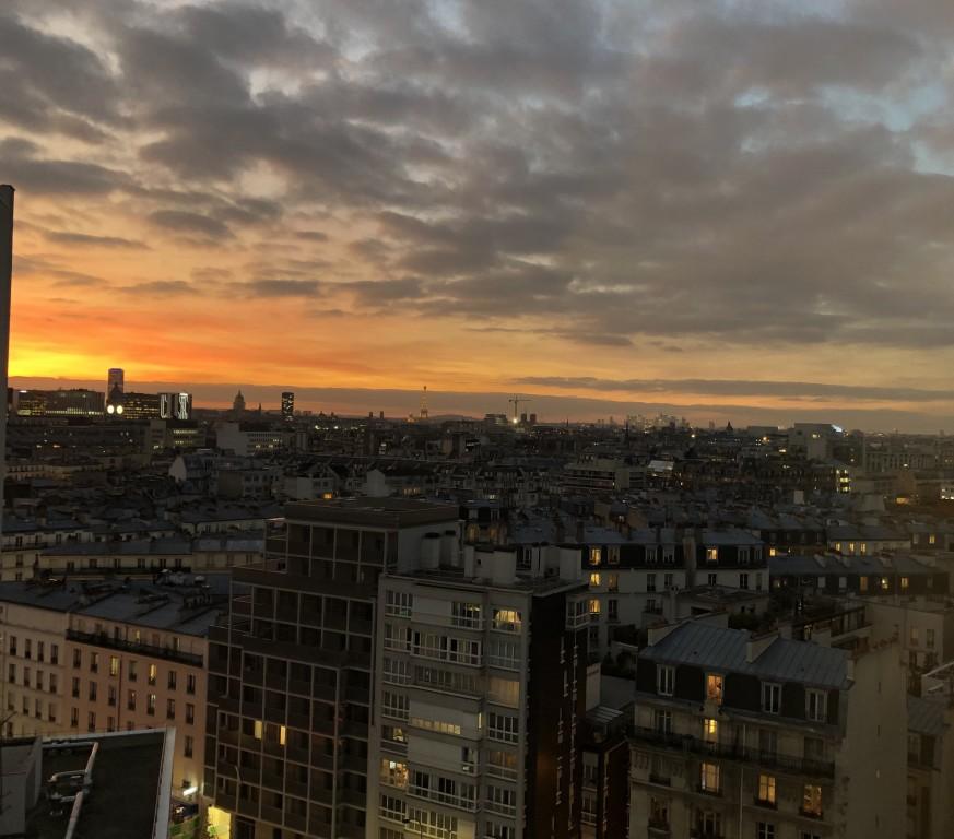 Ciel doré de Paris Soraya touchene