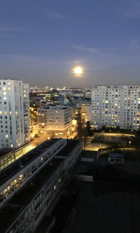 La Lune à la une Soraya Touchene