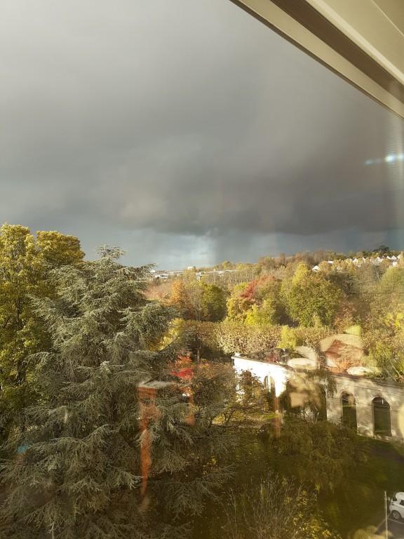 Le ciel va se fâcher